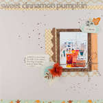 Sweet Cinnamon Pumpkin