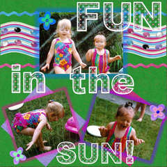 Fun in the Sun