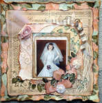 Vintage wedding ~ the BRIDE