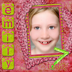 Emily's 7th Birthday
