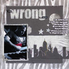 The Wrong Way **Scraps of Darkness**