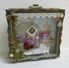Shadow box  ***Swirlydoos Kit Club***