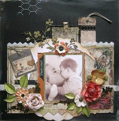 ***Swirlydoos Scrapbook Kit Club*** Precious