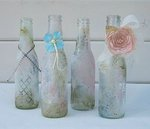 Shabby Bottles ***Swirlydoos Kit Club***