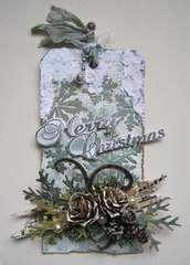 12 tags of Christmas day 1