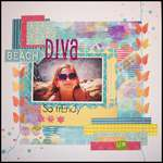Beach Diva - Fashion Challenge