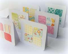 3x3 Mini Cards