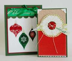 Christmas Magic Card Set *LYB*