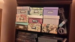 NSD Get Organized/Scrapbook Storage Solutions