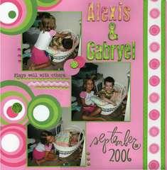 Alexis & Gabryel