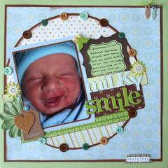 milky smile
