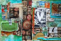 Collaged Journal Cover (Video tutorial)