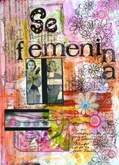 Be feminine (Se femenina)