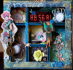 Altered shadowbox