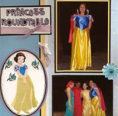 Princess Roundtable Pg 1