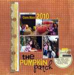 The Pumpkin Patch 2010