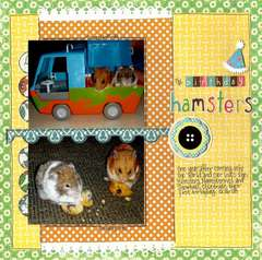 The Birthday Hamsters