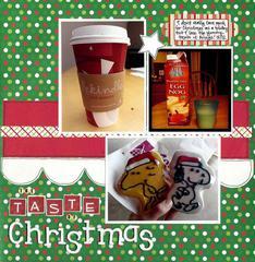 The Taste of Christmas