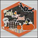 Trick or Treat Sign/Decor