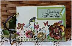 Gathering My Family - Mini Album