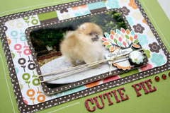Cutie Pie *american crafts*