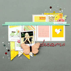 Dreams  **American Crafts / Dear LIzzy**