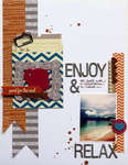 Enjoy & Relax  *American Crafts*