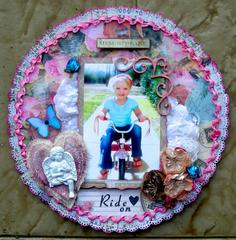 Ride on ~ Scrap That! February Kit Reveal ~ With Love ~