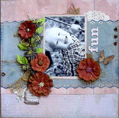 Fun ~ Scrap That! April Kit Reveal and Blog Hop ~ DT