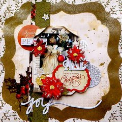 Peace and Joy ~ My Creative Scrapbook