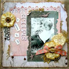 Smile ~ Scrap That! April Kit Reveal and Blog Hop ~ DT