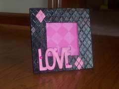Love picture frame 2