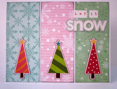 Let it Snow *My Little Shoebox*