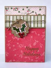 Happy Holidays *My Little Shoebox*