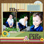 My Three Little Pigs - Ta Da Creative Studios DT