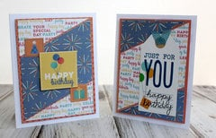 Cakes & Candles Birthday Cards