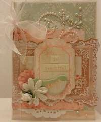 Songbird Wedding Card
