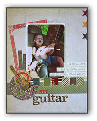 Leg Guitar