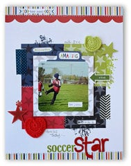 Soccer Star *Bella Blvd*