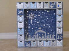 O Holy Night Advent Calendar (view 1)