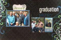Jesse's graduation picnic