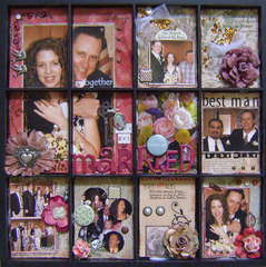 Wedding ATC Tray