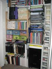 Scraproom - Closet