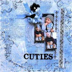 Cuties SWIRLYDOOS