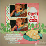 Corn on the Cob by Kimberly Crawford