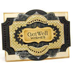 Masculine Get Well by Judy Hayes