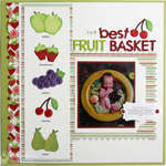 Best Fruit Basket by Lesley Langdon