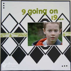 9 Going on 19 by AJ Otto