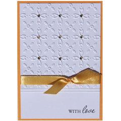 With Love Card by Yvonne van de Grijp