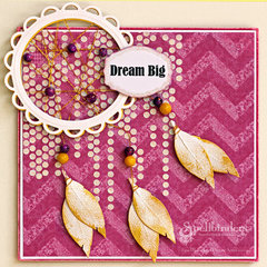 Dream Big Card by Beck Beattie